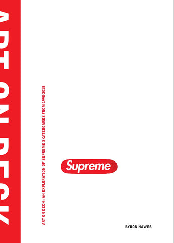 Art on Deck: An Exploration of Supreme Skateboards