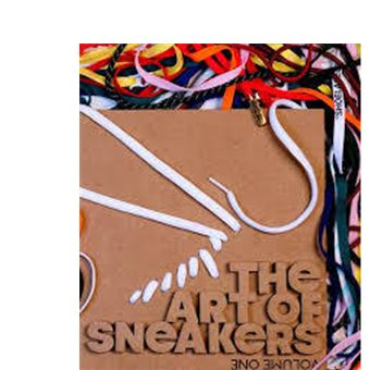 The Art of Sneakers Yvan Dudynsky