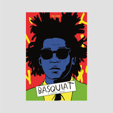 Paolo Parisi│Basquiat: a Graphic Novel