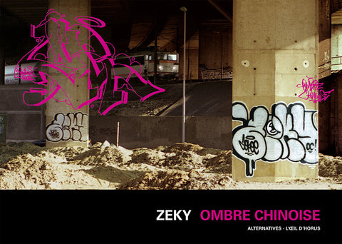 Zeky – Ombre chinoise