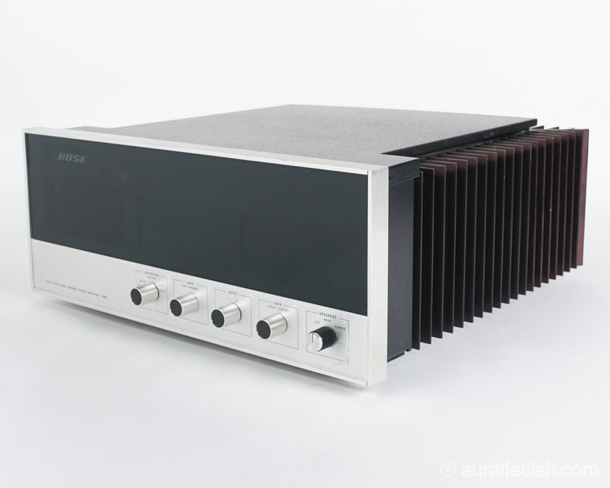 BOSE 1801 // SOLID STATE STEREO AMPLIFIER