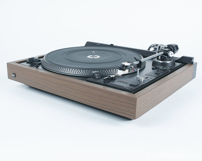 DUAL 1264 // AUTOMATIC BELT-DRIVE TURNTABLE