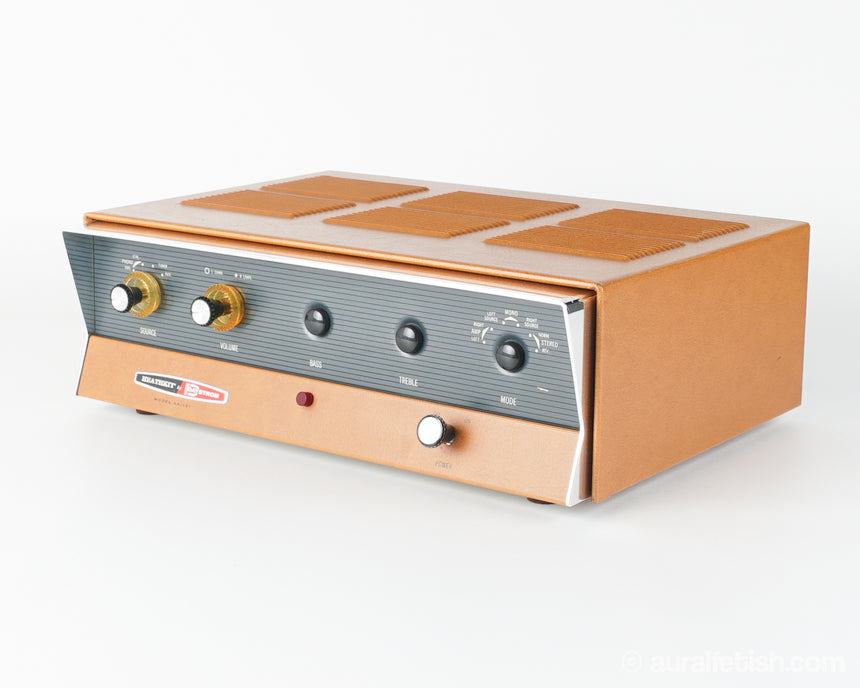 Heathkit-Daystrom AA151 // INTEGRATED TUBE AMPLIFIER