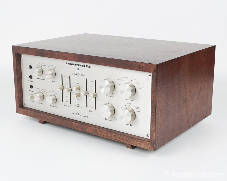 MARANTZ 3300 // SOLID STATE STEREO PREAMPLIFIER