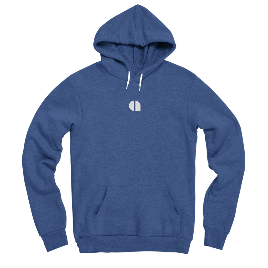 Aural Mark // Men's Fleece Pullover Hoodie