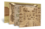[Cloth Maps] The Songweave Tapestry Set