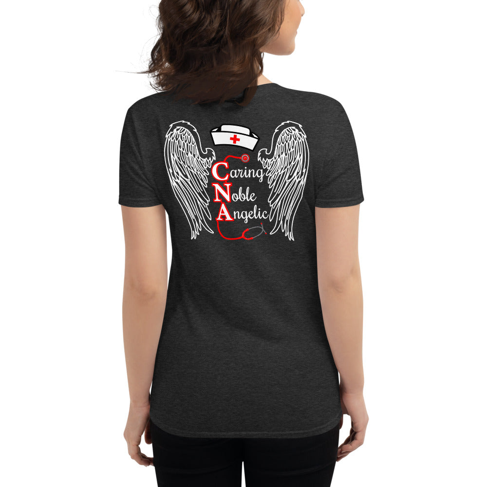 CNA Caring Noble Angelic Women's T-Shirt