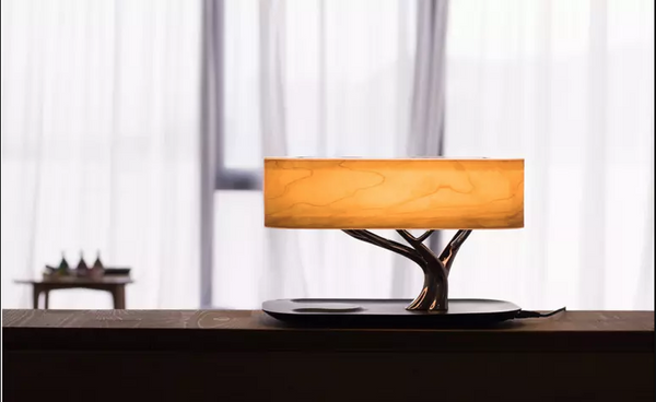 wireless charger lamp