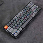 Glater™  - Aluminium Bluetooth LED Mechanical Keyboard