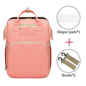 BabySafe™ 3 in 1 Diaper Bag Backpack