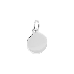 Keepsake Small Disc Pendant