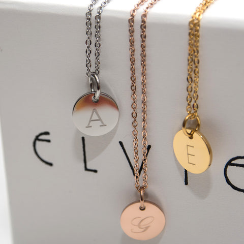 XL Tag Necklace