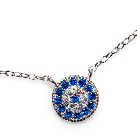 EVIL EYE & HAMSA NECKLACE