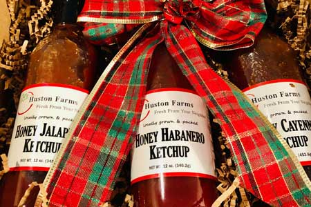 THE PEPPER KETCHUP GIFT BOX