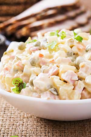 OLIVER FARMS POTATO SALAD