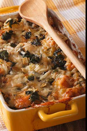 OLIVER FARMS VEGETABLE STRATA