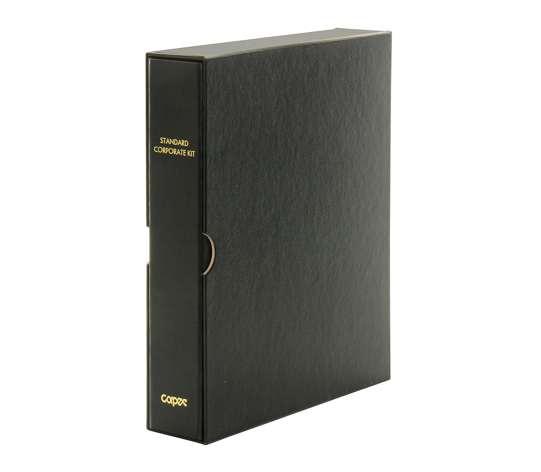 Standard Binder & Slipcase Only