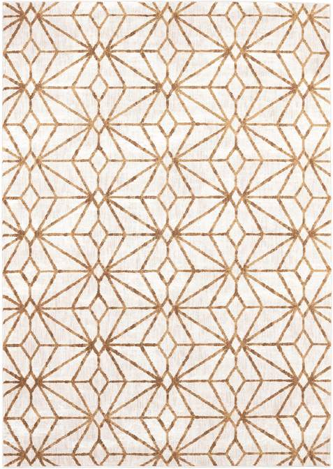 Karastan Artisan Celeste Brushed Gold By Scott Living