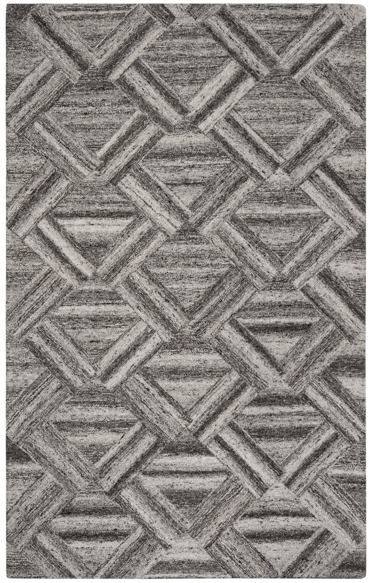 Safavieh Rugs Abstract ABT607F Grey | Black