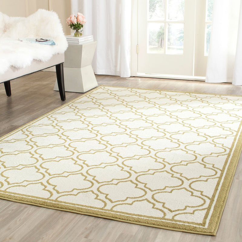 Safavieh Rugs Amherst AMT412A Ivory | Light Green