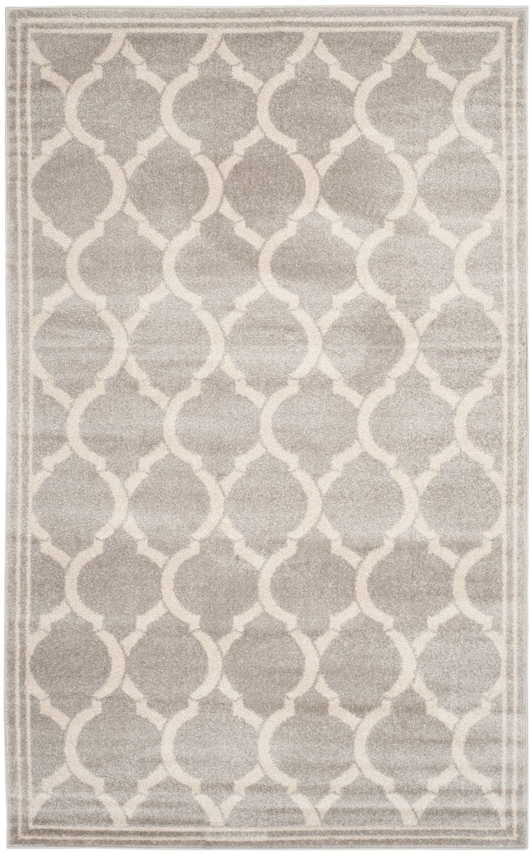 Safavieh Rugs Amherst AMT415B Light Grey | Ivory