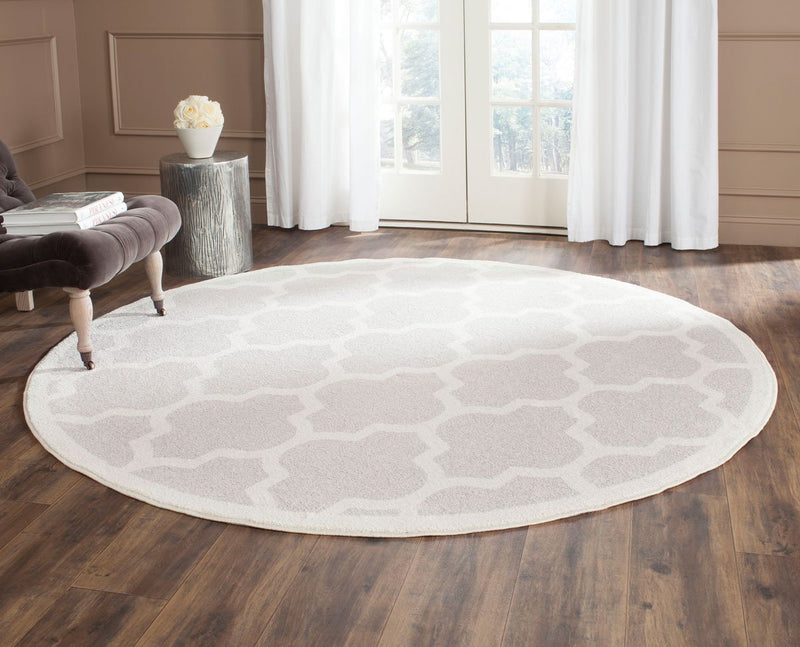 Safavieh Rugs Amherst AMT420B Light Grey | Beige