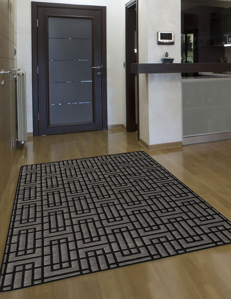 Milliken Rugs Imagine Figurative Lockport Blackstone