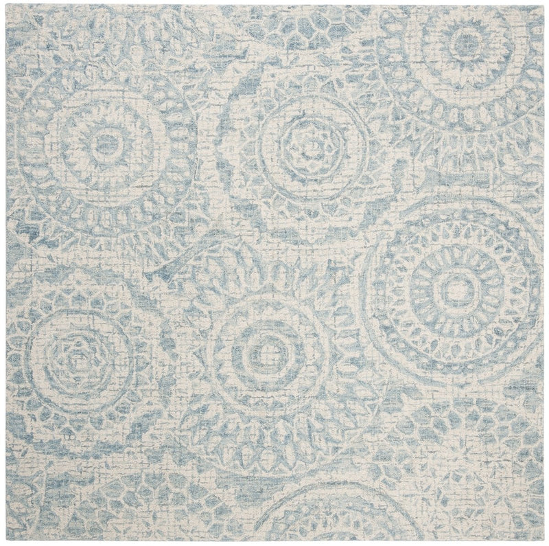 Safavieh Rugs Abstract ABT205A Ivory | Blue