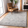 Safavieh Rugs Abstract ABT340H Ivory | Chocolate