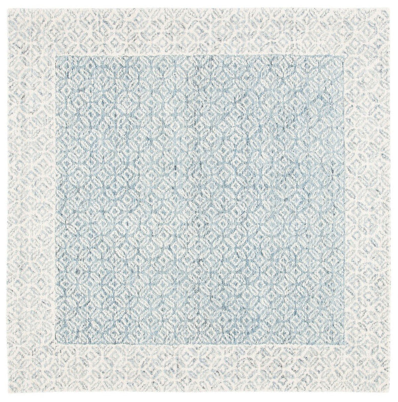 Safavieh Rugs Abstract ABT342N Blue | Ivory