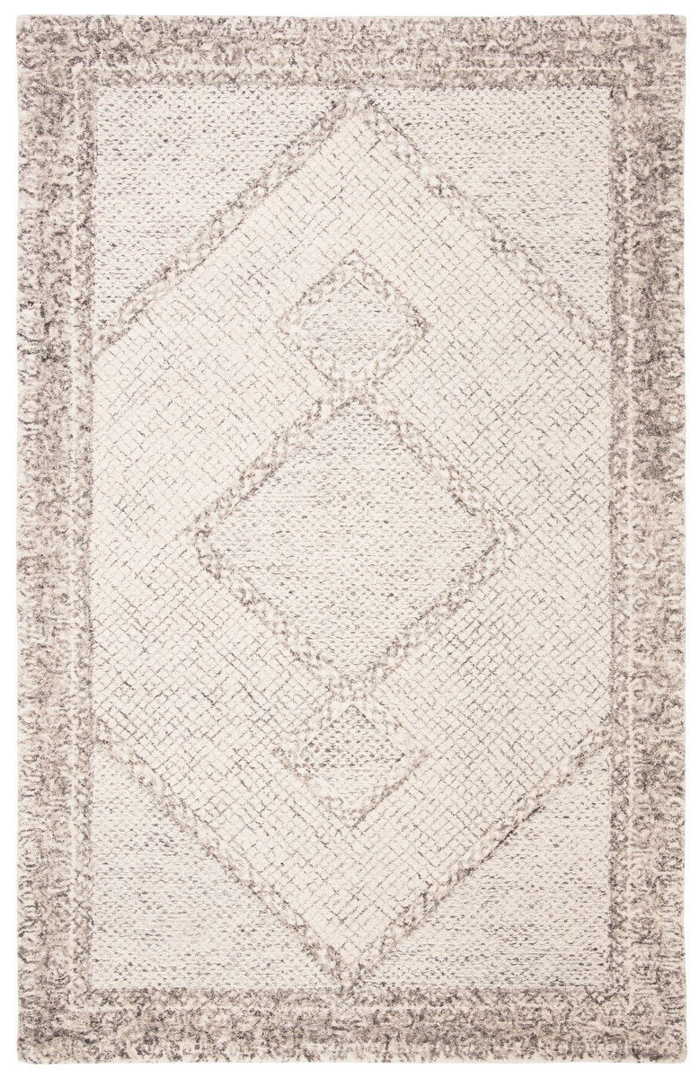 Safavieh Rugs Abstract ABT345F Ivory | Grey