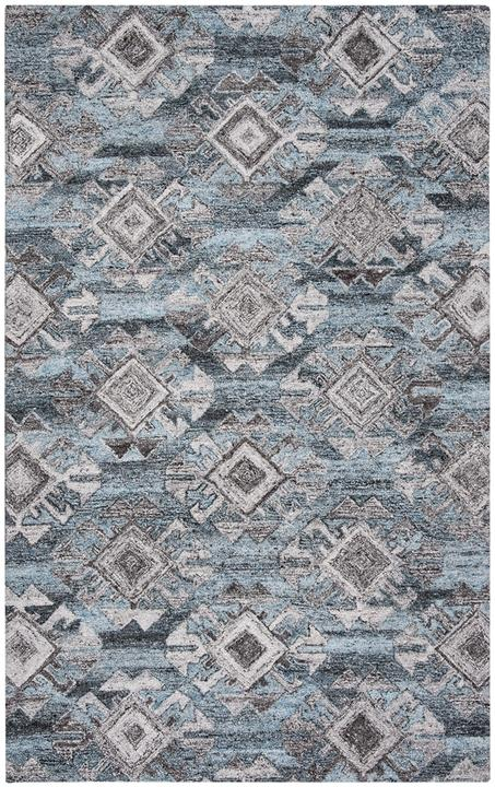 Safavieh Rugs Abstract ABT613F Grey | Black
