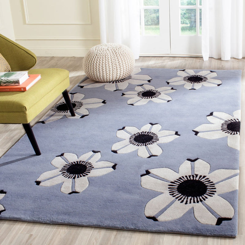 Safavieh Rugs Alr-Allure ALR123A Blue