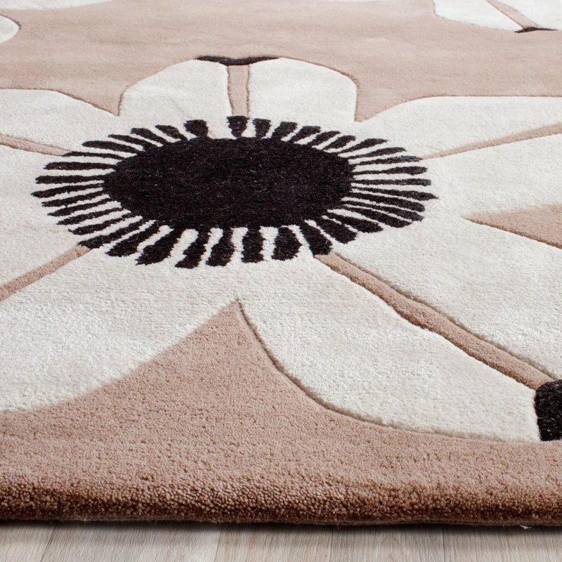 Safavieh Rugs Alr-Allure ALR123B Brown
