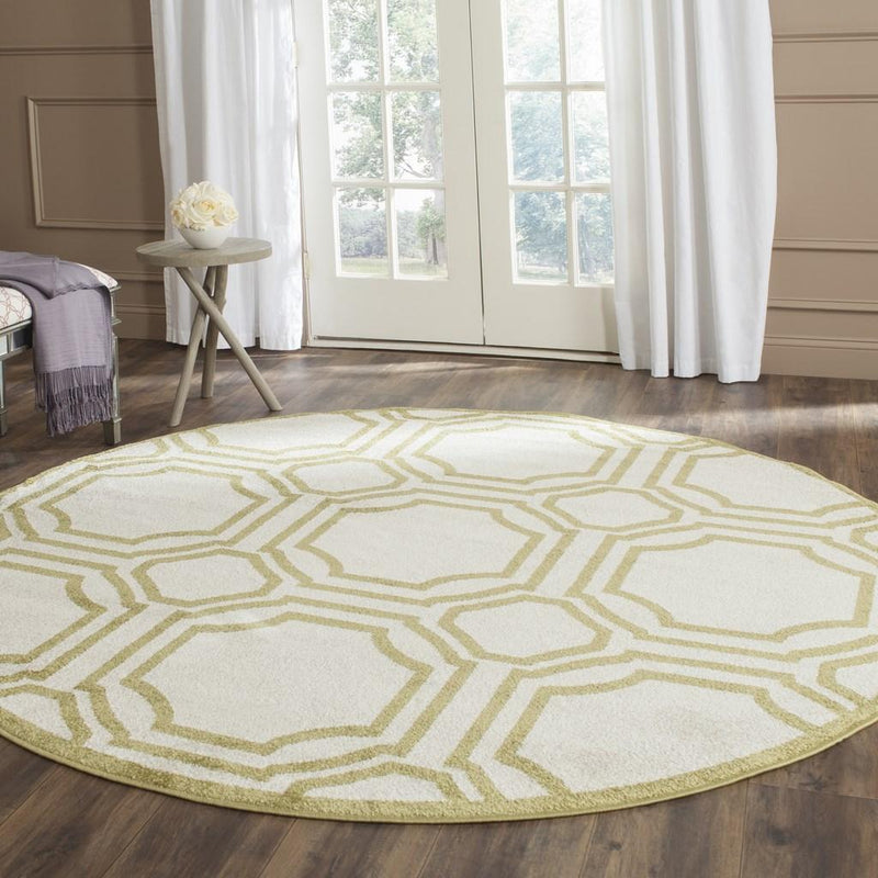 Safavieh Rugs Amherst AMT411A Ivory | Light Green