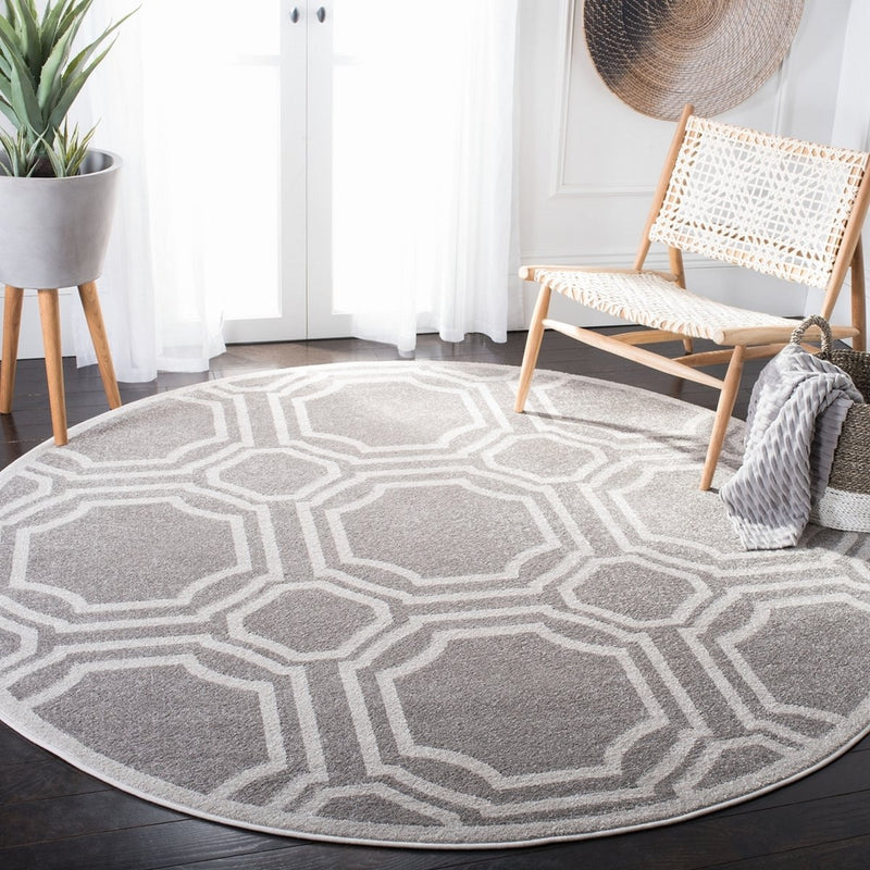 Safavieh Rugs Amherst AMT411C Grey | Light Grey