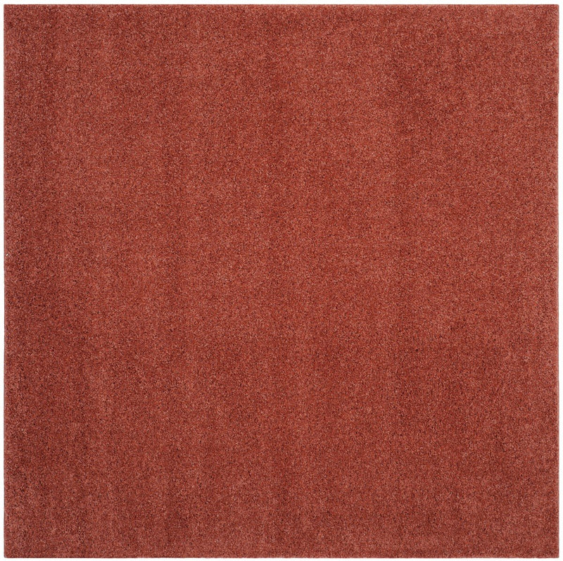 Safavieh Rugs Arizona Shag ASG820F Terracotta
