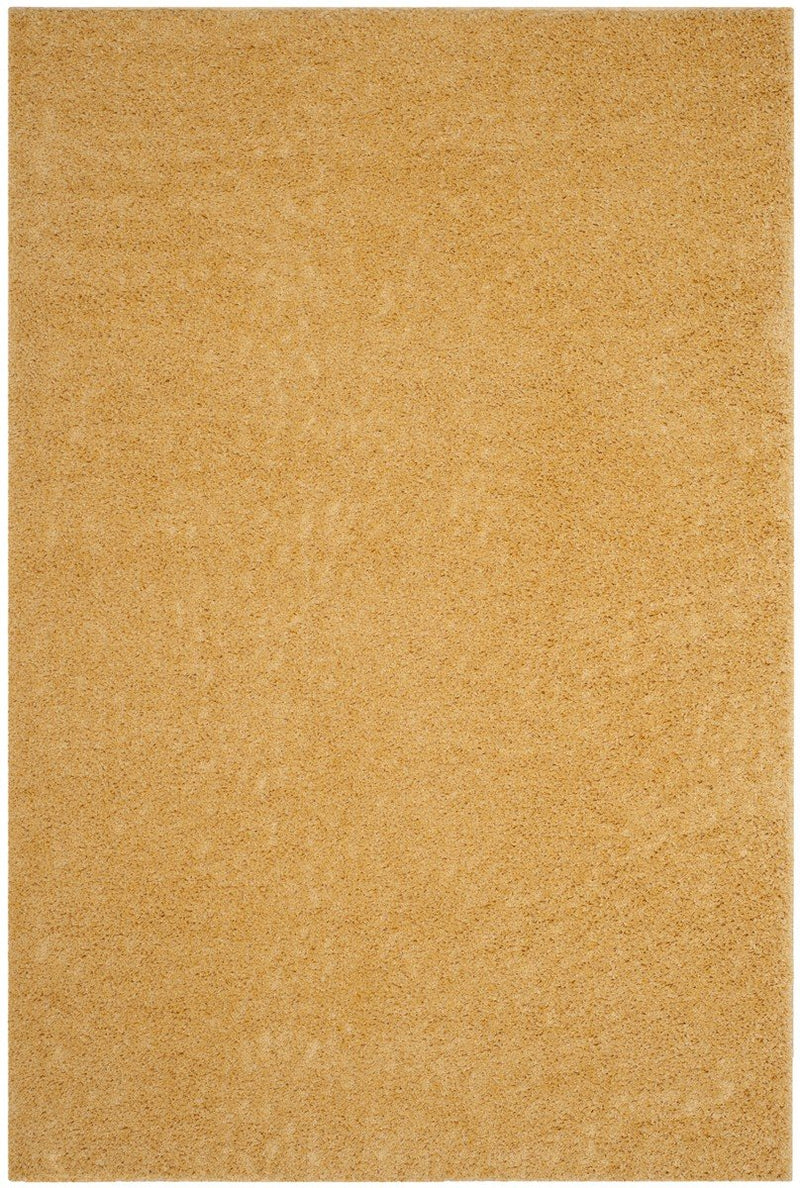 Safavieh Rugs Arizona Shag ASG820M Gold