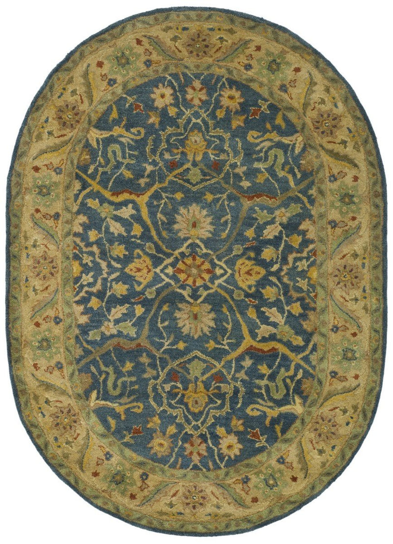 Safavieh Rugs Antiquity AT14E Blue