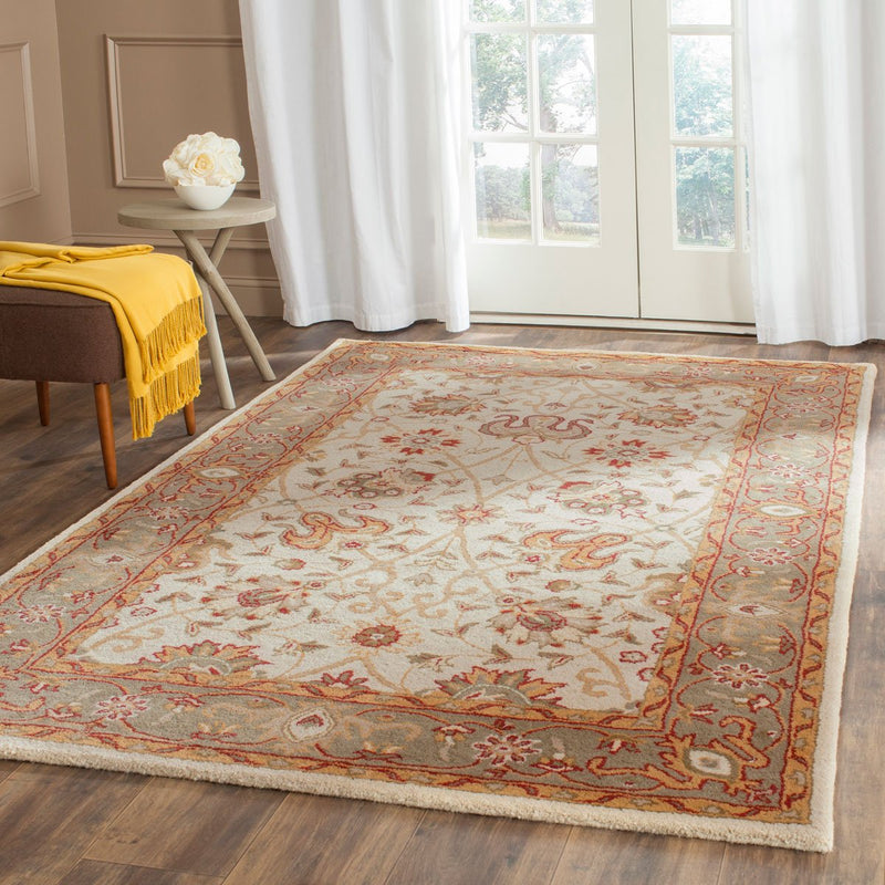 Safavieh Rugs Antiquity AT21F Ivory