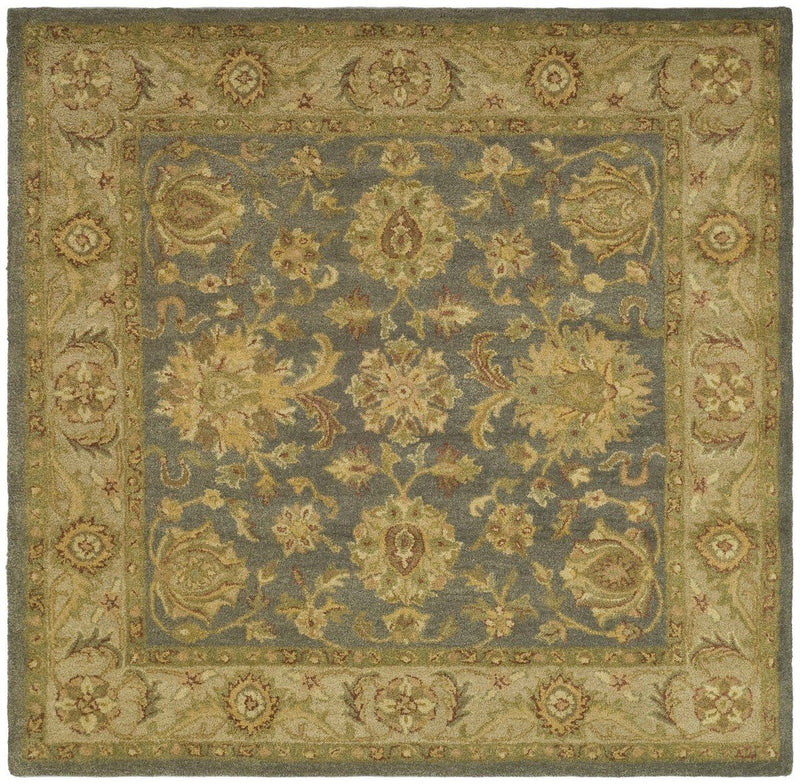 Safavieh Rugs Antiquity AT312A Blue | Beige