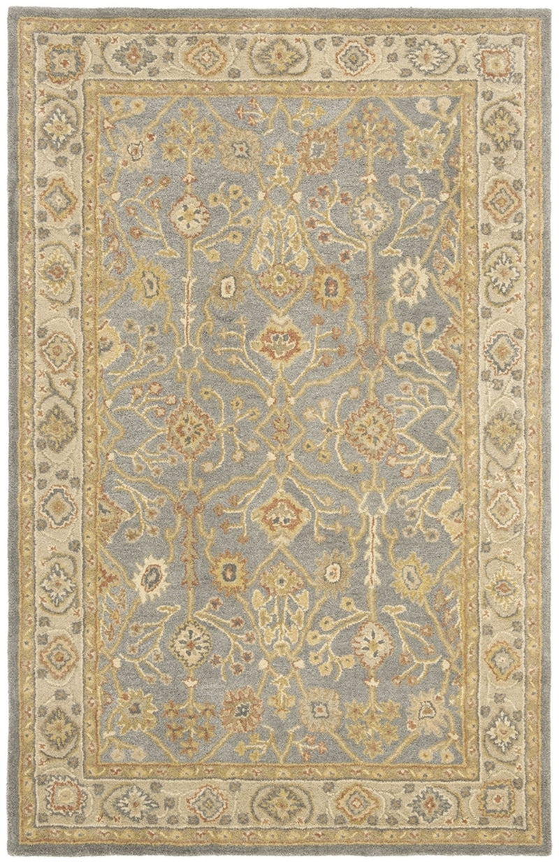 Safavieh Rugs Antiquity AT314A Blue | Ivory