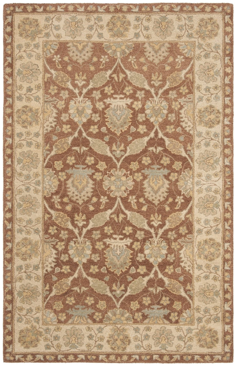 Safavieh Rugs Antiquity AT315A Brown | Taupe