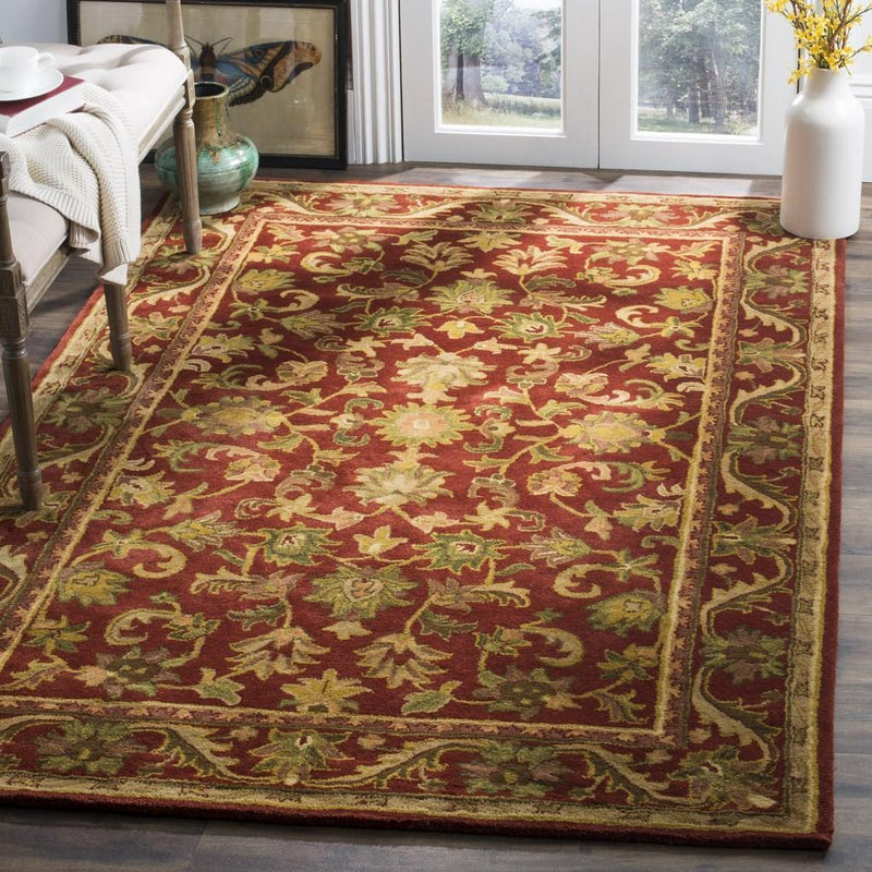 Safavieh Rugs Antiquity AT52E Red | Red