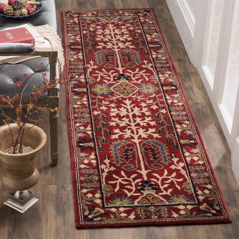 Safavieh Rugs Antiquity AT64A Red | Multi