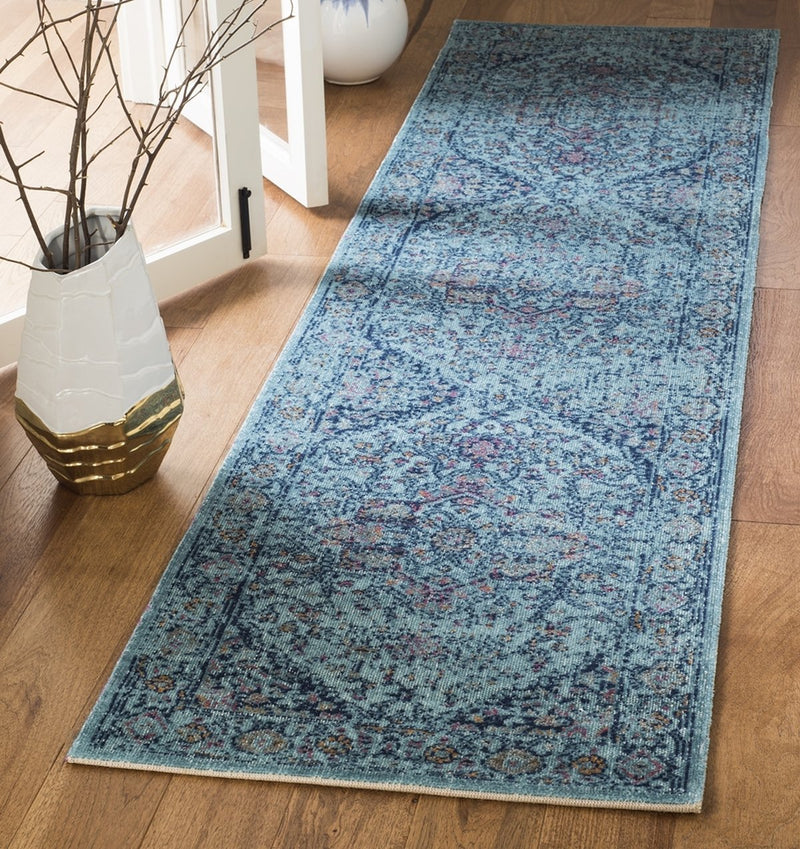 Safavieh Rugs Artisan ATN330K Light Blue