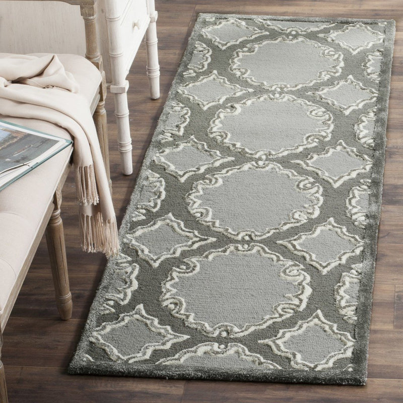 Safavieh Rugs Bella BEL139A Grey | Light Grey