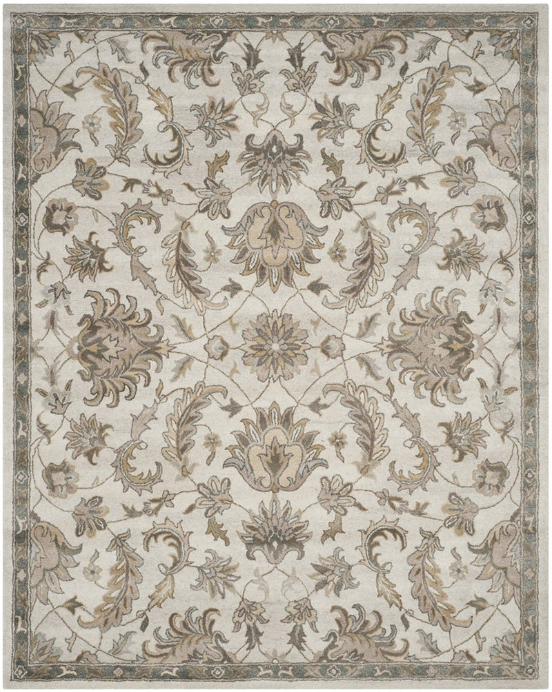 Safavieh Rugs Bella BEL924A Ivory | Light Grey