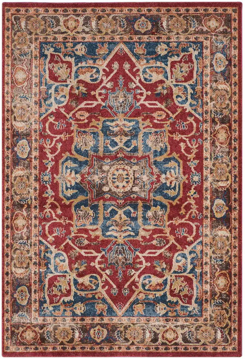 Safavieh Rugs Bijar BIJ605R Red | Royal