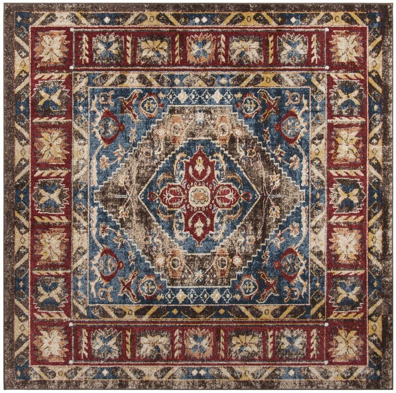 Safavieh Rugs Bijar BIJ621C Brown | Royal